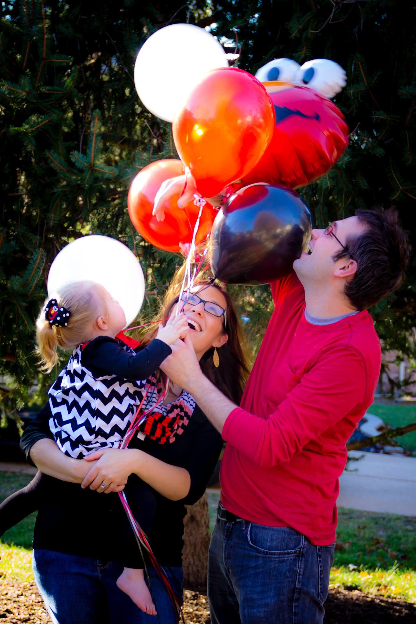 Elmo Birthday Party Ciao Annie