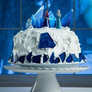 Disney Frozen Ice Cream Cake