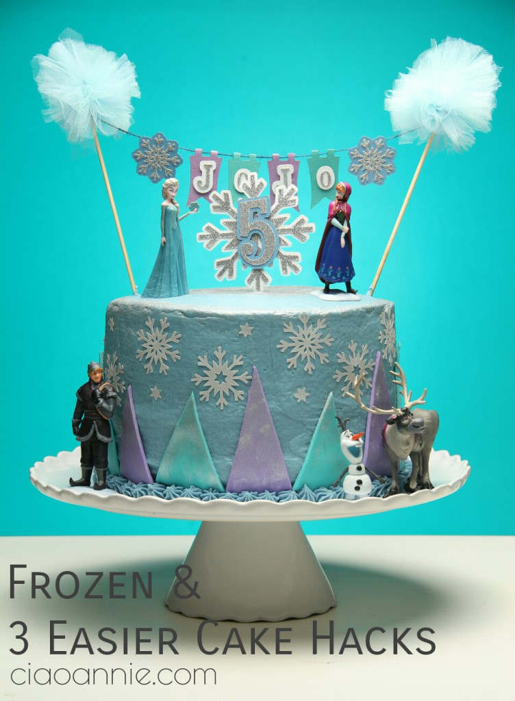 Frozen Cake Hacks